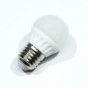 Bombilla de Led Esferica 4W E27 Calida Quoled