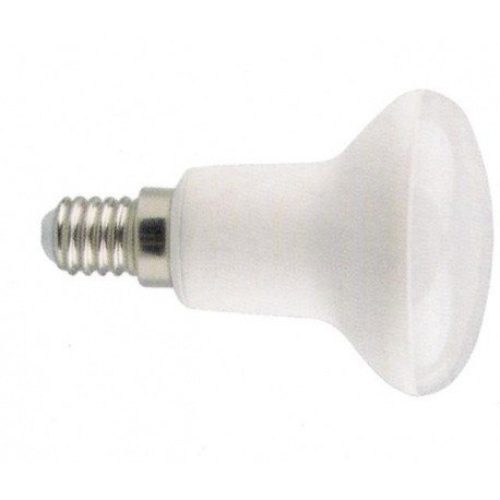 Bombilla de Led Reflectora 7W R-63 E-27 Calida Quoled