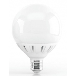 Bombilla de Led Globo 20W E-27 Calida Quoled