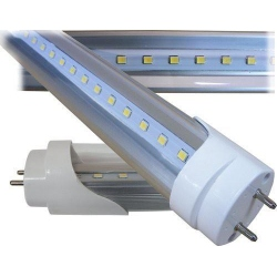 Tubo T8 de Led 90Cm 12W Luz Calida Quoled