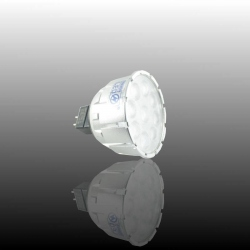 Bombilla de Led Foco 8W Luz Calida MR-16 Quoled